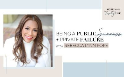 Episode 19: Being A Public Success + Private Failure | Interview With Rebecca Lynn Pope